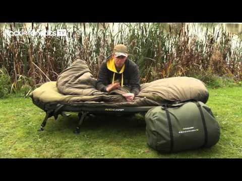 Tackle Fanatics TV - Avid Benchmark Sleeping Bags