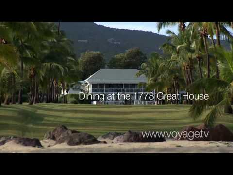 Low-key Luxury - The Nisbet Plantation Beach Club - St. Kitts, Caribbean - on Voyage.tv