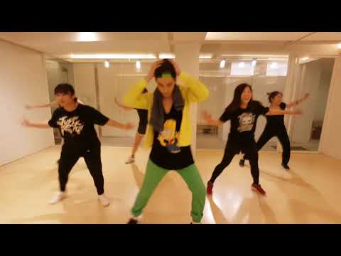 20170925 Jazz funk Choreographer by Bang/Jimmy dance Studio