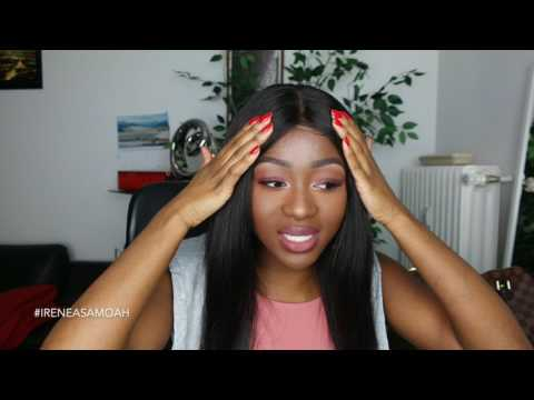 Hair Care Routine Für Wigs/Extensions/ Lavy Hair   Irene Asamoah