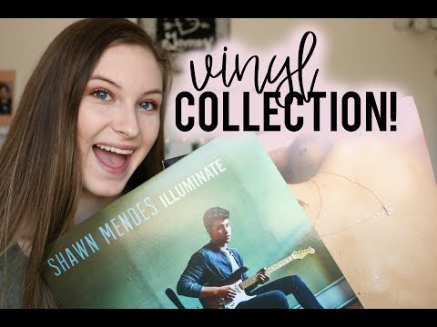 VINYL COLLECTION 2017!|MIDORIYUKIDAWN