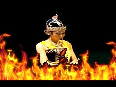 BEAUTIFUL Ramayana Ballet - SHINTA OBONG - Sendratari Ramayana Prambanan [HD]