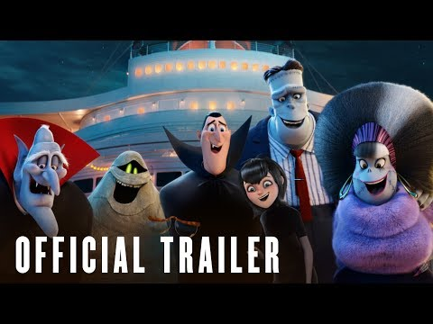 Hotel Transylvania 3: A Monster Vacation - Official Trailer