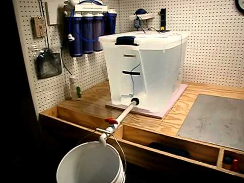 Aquarium Water Change Equipment Youtube