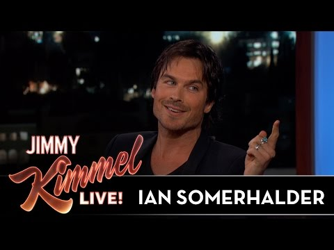 Ian Somerhalder on His Hyperbaric Chamber