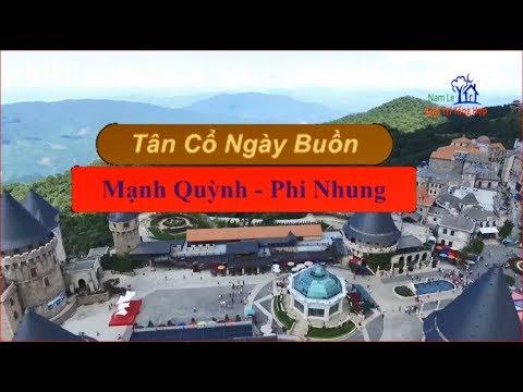 karaoke Tân Cổ Ngày Buồn Mạnh Quỳnh - Phi Nhung