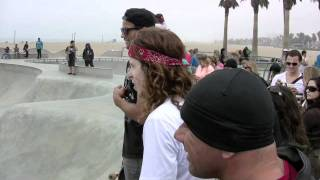 SHAUN WHITE venice beach