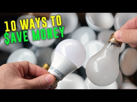 10 Ways To Save Money by Avoiding the Dollar Store!