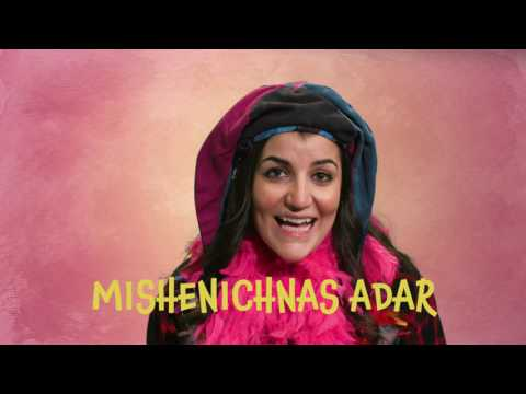 Mishenichnas Adar: Learn the Purim song
