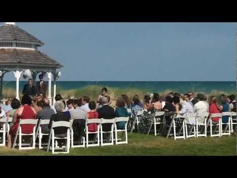 Fun Times Dj Wedding At Illinois Beach Resort In Zion Il