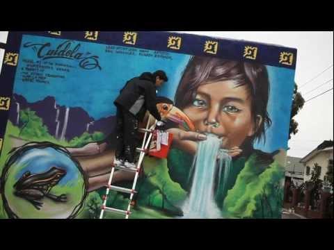 Water Writes Los Angeles