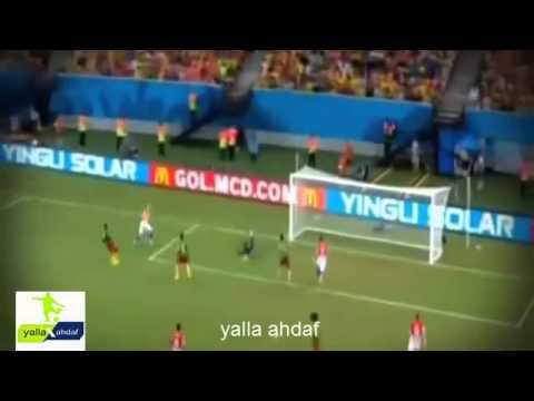 Croatia vs Cameroon 4 0 All Goals ~ Highlights 19  6  2014