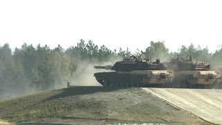 Pabradėje naują šaudyklą per pratybas išbandė JAV ir Lietuvos kariai