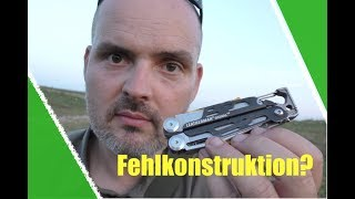 Leatherman Signal = Fehlkonstruktion?