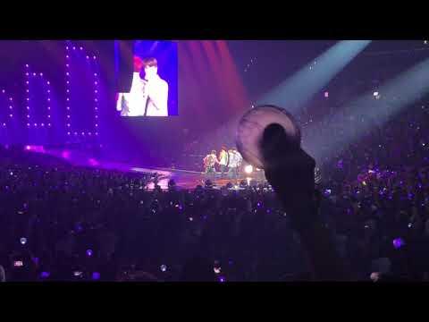 BTS World Tour- DNA FANCAM (LA Day 2)