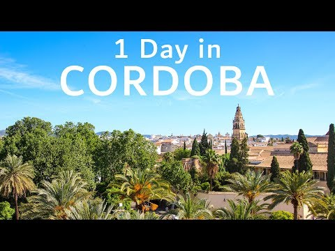 1 Day in Cordoba, Spain