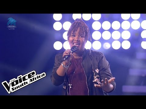 Bubbles - That's What I Like | The Live Show Round 2 | The Voice SA