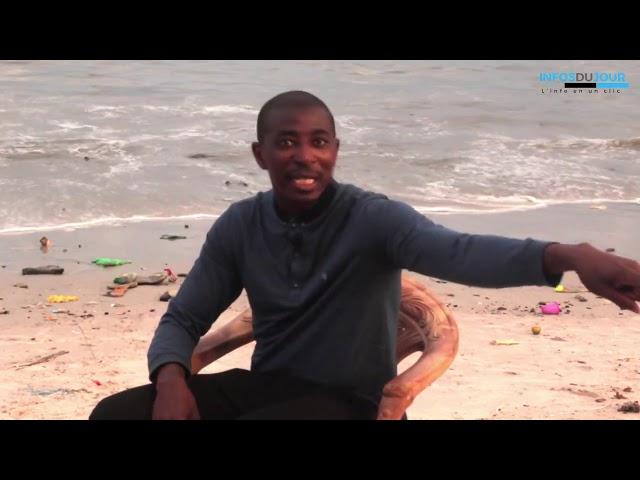 M. Abdourahmane Camara, président CRABE parle du projet de dépollution de la Baie de Hann