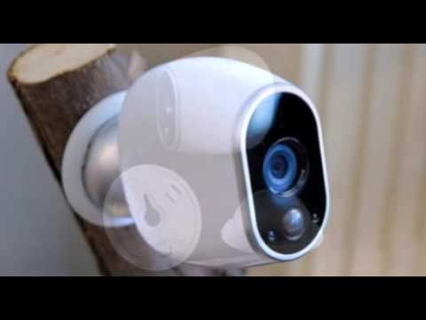 arlo pro security camera review 2017 youtube. Black Bedroom Furniture Sets. Home Design Ideas