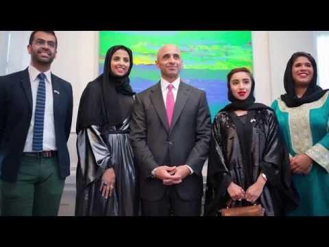 Past Forward UAE Art Exhibit