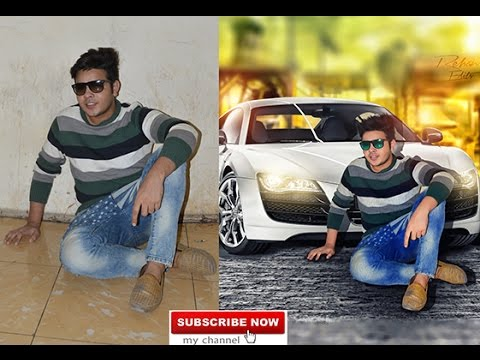 Photoshop Manipulation Rehan Edits Tutorial 2016