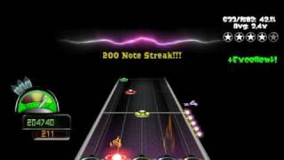 "Frets on Fire - ""Brain Dance"" - Expert Guitar 5*"
