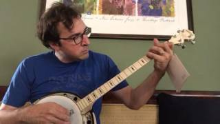 Deering Goodtime Two Plectrum Banjo Demo