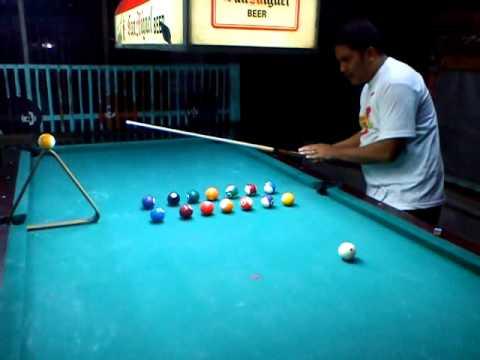 Billiard Tricks