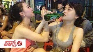 Những sự thật 'chết' người vì bia rượu   VTC