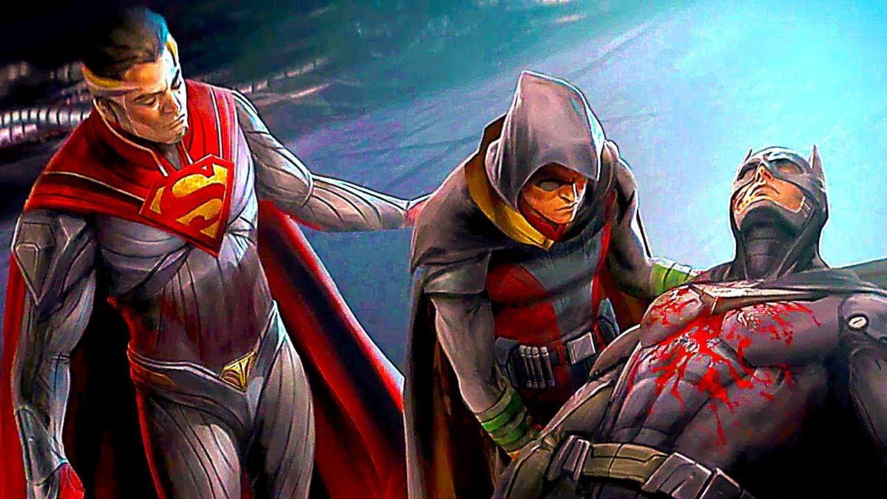 взлом игры injustice 2 со встроенным кэшем