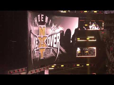 NXT Takeover Phoenix Post Show Brawl
