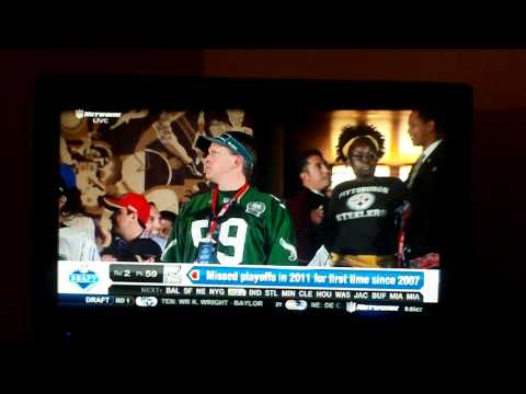 2012 NFL Draft Tampa Bay Buccaneers pick Lavonte David