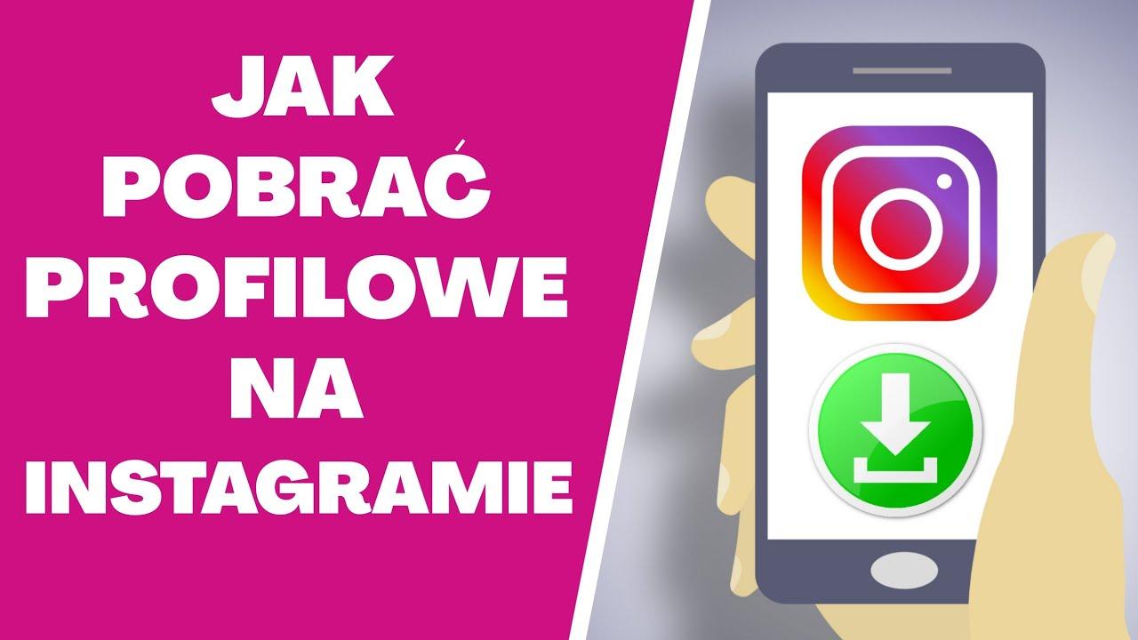 Jak Powiększyć Zdjęcie Profilowe Na Instagramie - Chiara