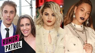Justin Bieber's Mom Secret Message for Selena? Beyonce's Biter Confirmed!? (Rumor Patrol)
