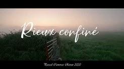 Rieux, Morbihan vu d'un confiné 2020