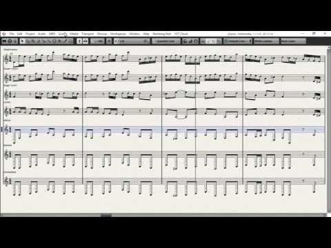 BACH- Brandenburg concerto#2 in Fmajor