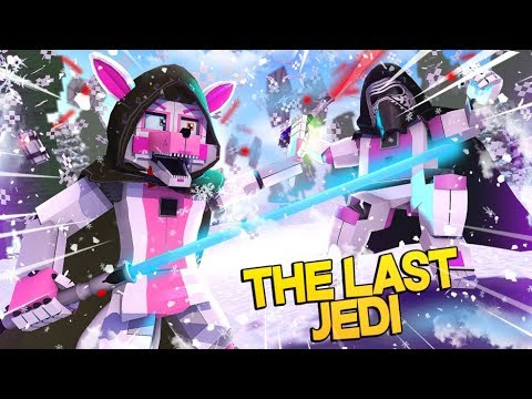 Minecraft Fnaf:  The Last Jedis Force Awakens (Minecraft Roleplay)