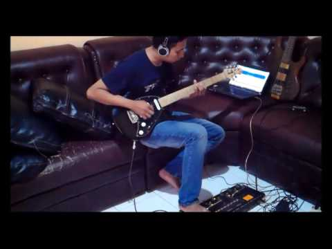 Test sterling guitar with pod x3 live