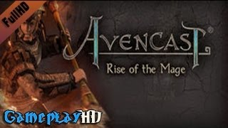 Avencast: Rise of the Mage Gameplay (PC HD)