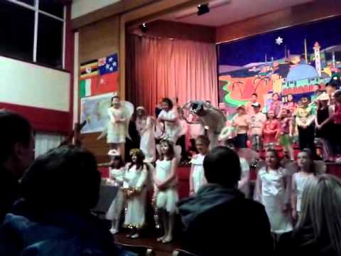 Ambers school play (Ambers main part)