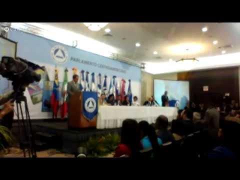 Foros Regionales del Parlamento Centroamericano