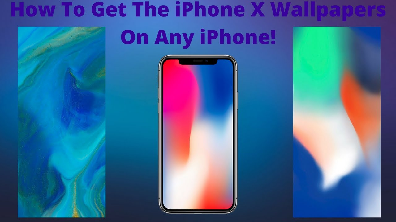 Ios Dynamic Wallpaper 66 Images: How To Get The Dynamic Live IPhone X Wallpapers On Any