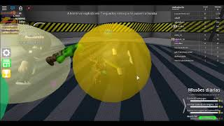 Playing epic Mini, games on ROBLOX and I remet with Farao and the Xeu
