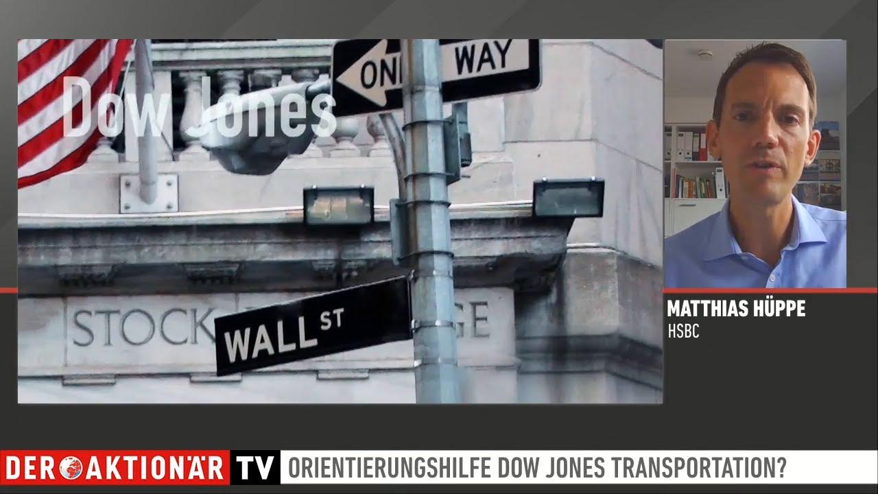 Dow Jones Transportation: Vorlauf-Indikator?  - Zertifikate Aktuell vom 10.06.2020
