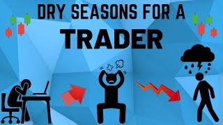 How To Handle: Dry Seasons As A Trader (Easily Explained)