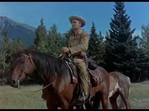 Western Cowboys Saskatchewan Western 1954 Alan Ladd, Shelley Winters & J Carrol Naish