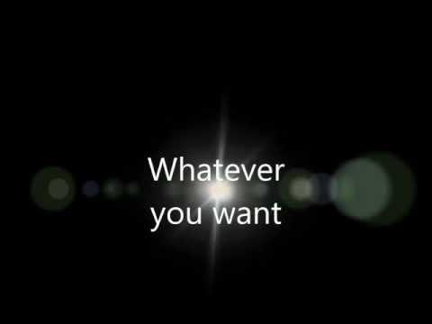 Status quo - Whatever you want (Lyrics)