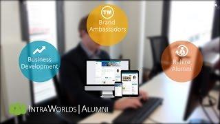 IntraWorlds   Alumni Solution - Corporate Alumni Management thumbnail