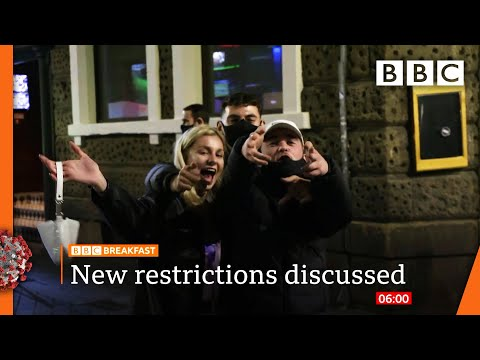 Covid: UK at 'tipping point', top scientist warns @BBC News LIVE on iPlayer 🔴 - BBC