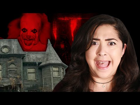 We Survived The Haunted House From The 'IT' Movie